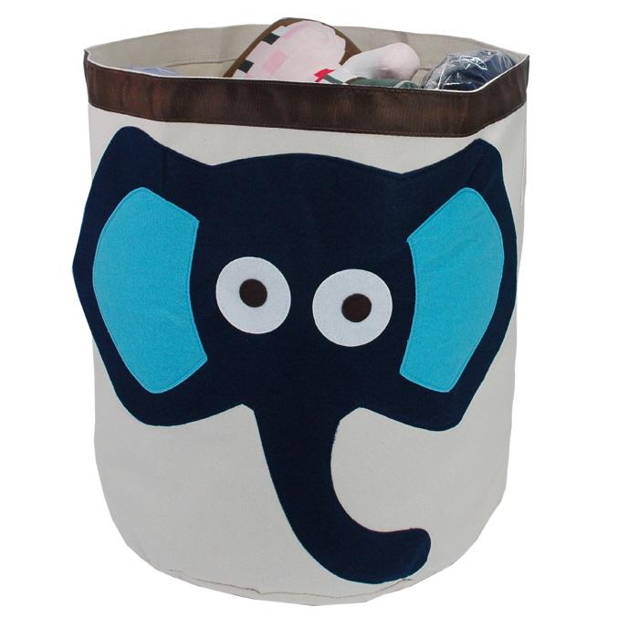 Beau ANUANT Storage Bag For Toy, Clothing Elephant